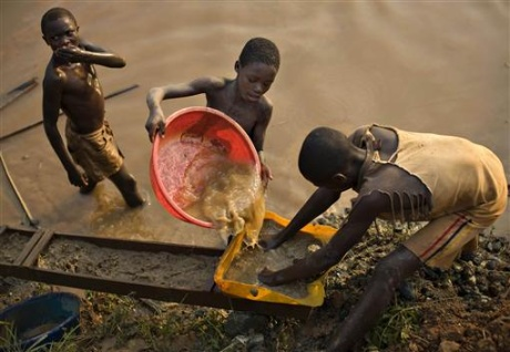 International organisations such as the OECD and the United Nations, and pressure groups including the Enough Project and Global Witness, want to cut the rebels' access to funds by insisting that companies do due diligence on metals they buy.