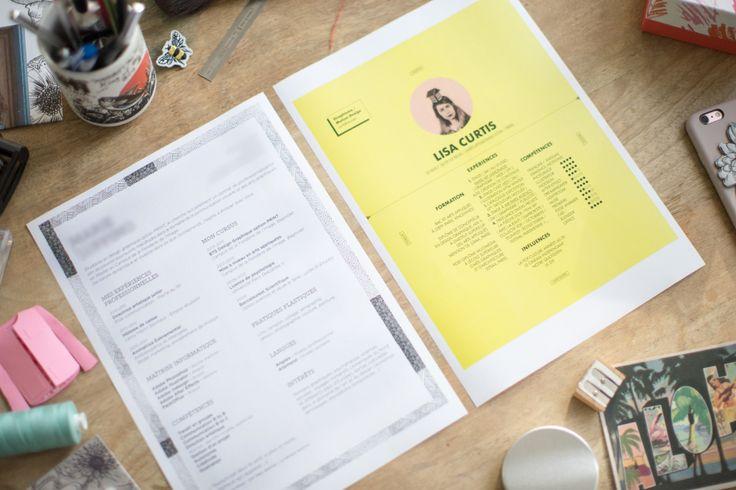 Les conseils d'une RH et inspirations pour vos CV   Make My Lemonade