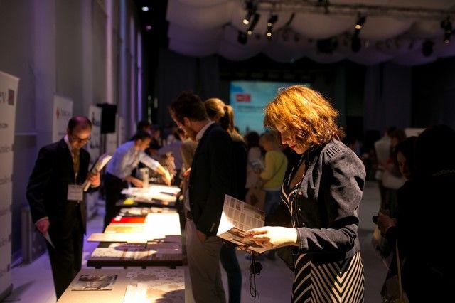 "Master-class, Ceramic Tile and Architecture - Moscow, ""News Horizons"" - Venus Ceramica"
