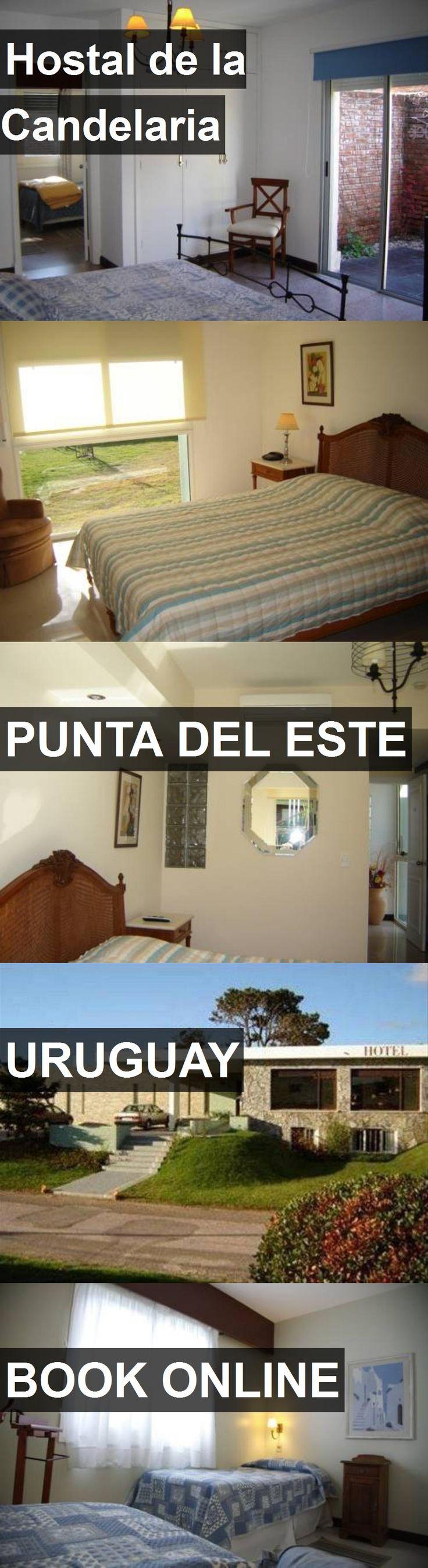 Hotel Hostal de la Candelaria in Punta del Este, Uruguay. For more information, photos, reviews and best prices please follow the link. #Uruguay #PuntadelEste #hotel #travel #vacation