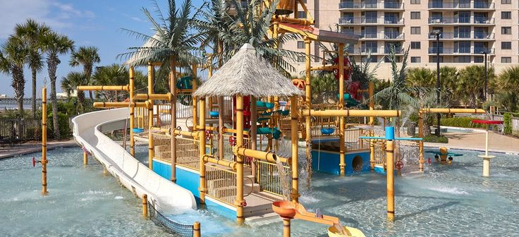 Best Myrtle Beach Resorts For Toddlers