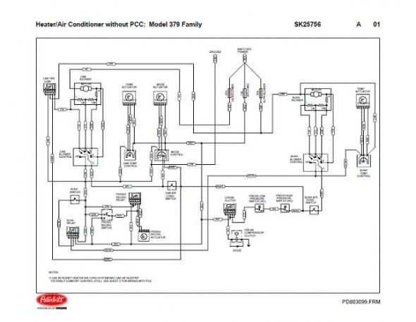 2005 Peterbilt 379 Wiring Diagram | Peterbilt, Peterbilt 379, DiagramPinterest
