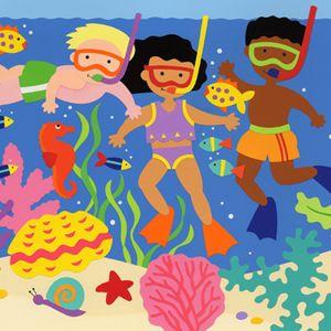 Dibujos del fondo del mar para imprimir , estas imagenes de dibujos coloreados haran que sus sueños en el fondo del mar estén más cerca de ...