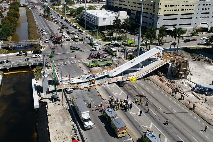 Cheap available technologies could make monitoring bridges easier and prevent tragedies like the one in Florida