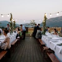 Contemporary German Brewery Wedding | Real Weddings | OnceWed.com -repinned from Ventura County wedding minister https://OfficiantGuy.com #ventura #weddings #weddingminister