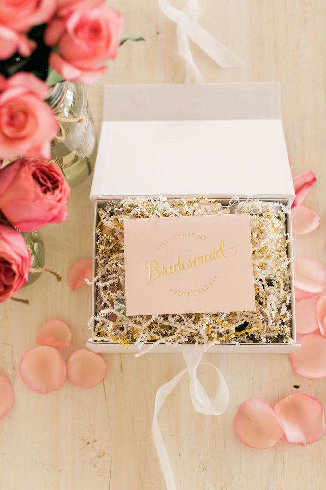 214 best bridesmaid gifts images on pinterest bridesmaid brides charleston themed diy will you be my bridesmaid boxes solutioingenieria Choice Image