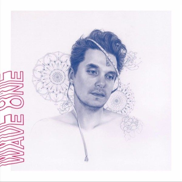 John Mayer new album - The Search for Everything - Wave One, with four new songs: Moving on and Getting Over Changing Love on the Weekend You're Gonna Live Forever in Me