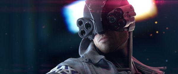 Cyberpunk 2077 by Platige Image , via Behance