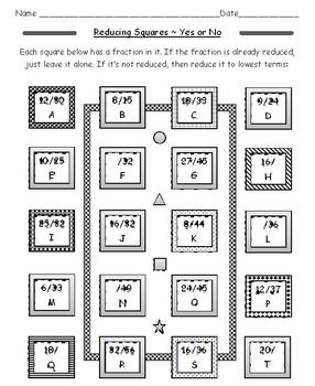 20 best Equivalent Fractions images on Pinterest | Equivalent ...