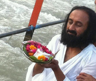 'Seeing love inside you that is meditation' - Sri Sri <3 www.srisrimiracles.com
