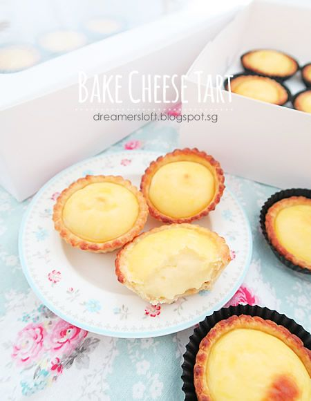 Hokkaido Bake Cheese Tart Part I Hokkaido Bake Cheese Tart Part II Hokkaido Bake Cheese Tart Part III Haha. It seems I can't get enoug...
