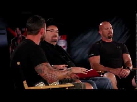 L4L Presents WWE Champion CM Punk vs Stone Cold Steve Austin in WWE 13