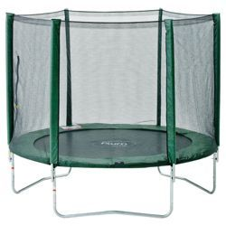 Buy Plum 8ft Trampoline & Enclosure from our Trampolines range - Tesco.com