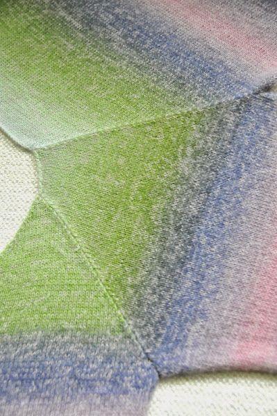 Вязание на спицах – сшиваем реглан. Обсуждение на LiveInternet - Российский Сервис Онлайн-Дневников