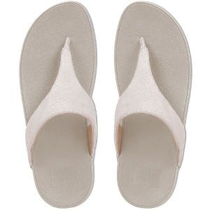 FitFlop Shimmy Suede Toe Post Sandal in Traverse City and Petoskey Michigan
