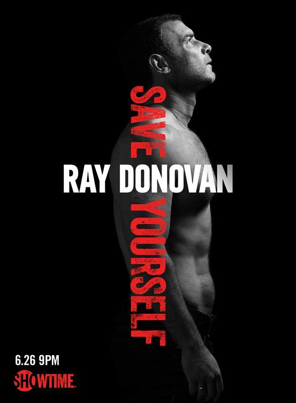 """I can't trust the feds. I got no one else but family."" ~ Liev Schreiber, Ray Donovan"