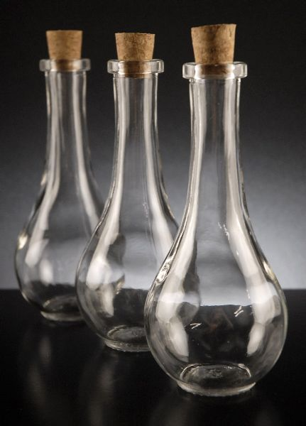for the olive oil favors -   Cork Top Glass 8 ounce Tear Drop Bottles    $3.99 each/ 12 for $2.29 each