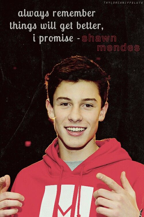 Shawn Mendes quote