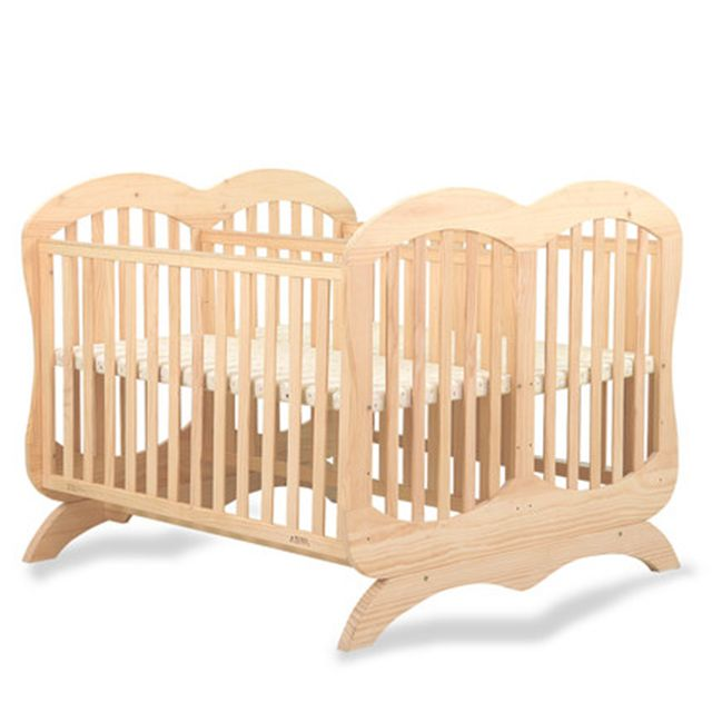 Manufacturer New Cribs For Twins Wood Beds Baby Swing Crib With Butterfly Animal Design Https App Alibaba Com Dynamiclin Twin Cribs Cribs Baby Cradle Wooden