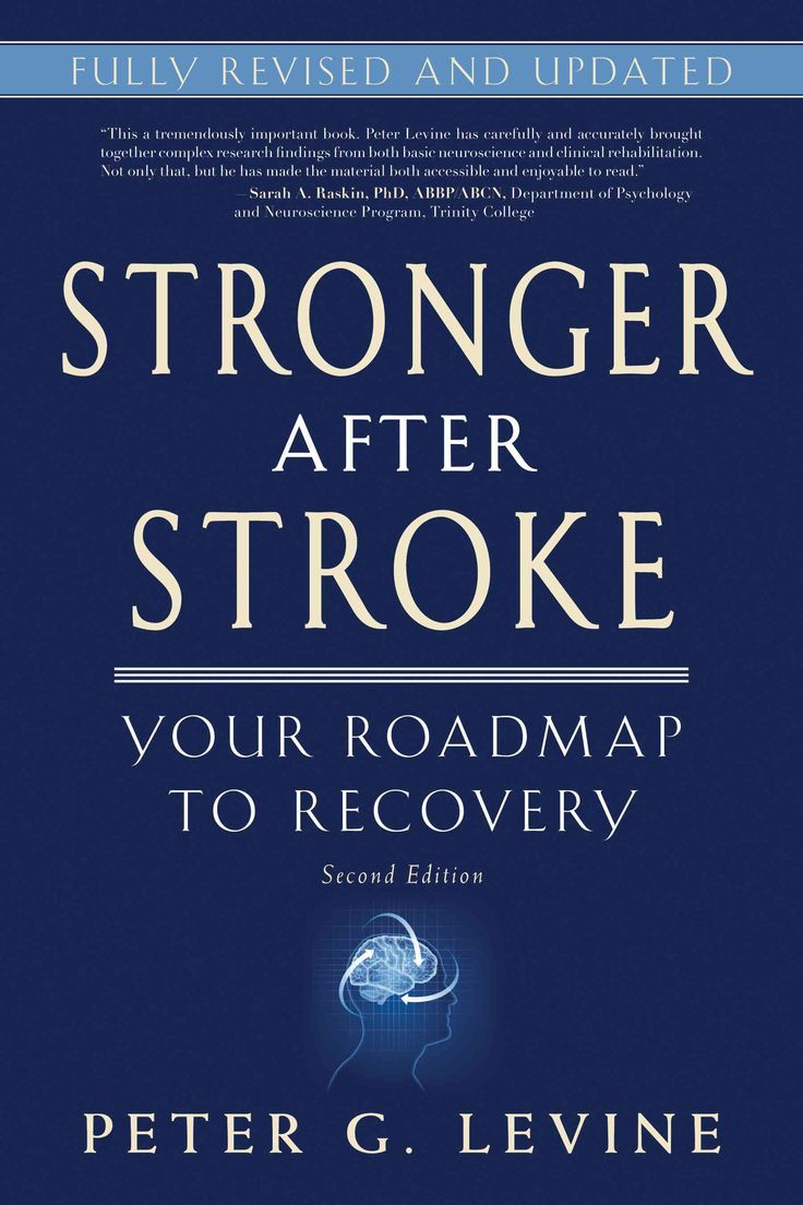 Stronger After Stroke puts the power of recovery in the reader's hands by…