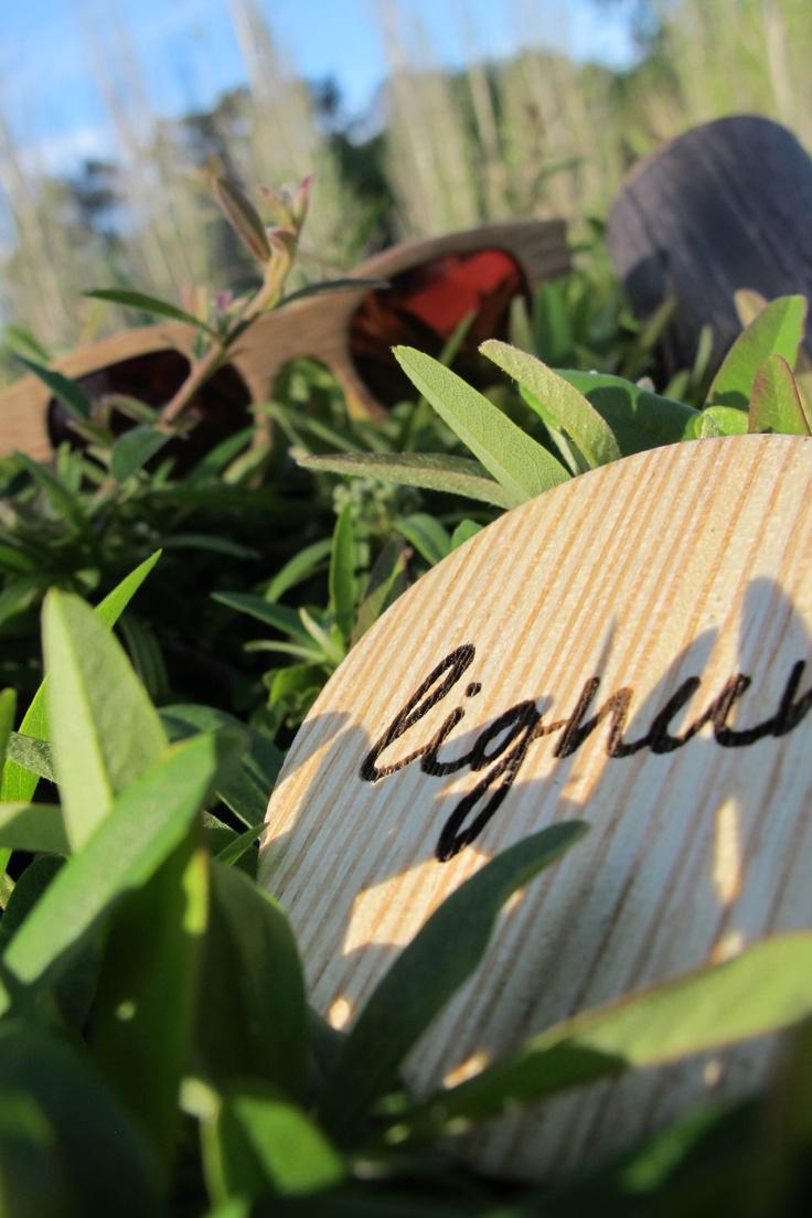 Lignum Wooden Eyewear, think organic!    #wood #design #eyewear