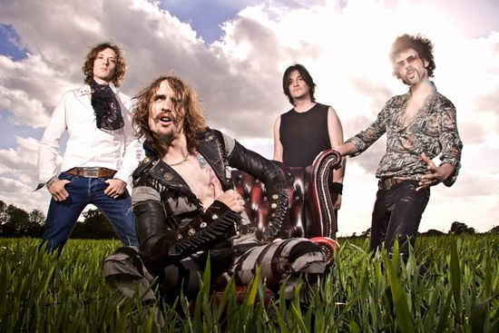 Q: The Darkness' Justin Hawkins On Being Surrounded By Drama, His Pre-Rock Star Life, And Learning From Lady Gaga - Sound of the City