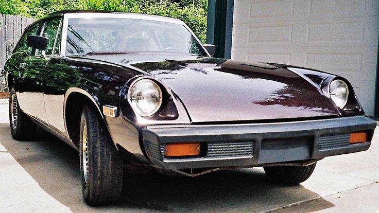 Sport Wagon: 1976 Jensen Healey GT - http://barnfinds.com/sport-wagon-1976-jensen-healey-gt/
