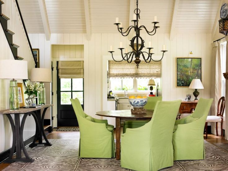 Design Fine DiningGreat RoomsKitchen DiningDining RoomsFamily RoomTrim WorkBreakfast TablesRustic EleganceRoman Shades