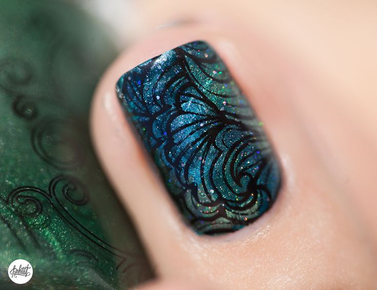Vernis à ongles magnetiques Masura et Bow Polish