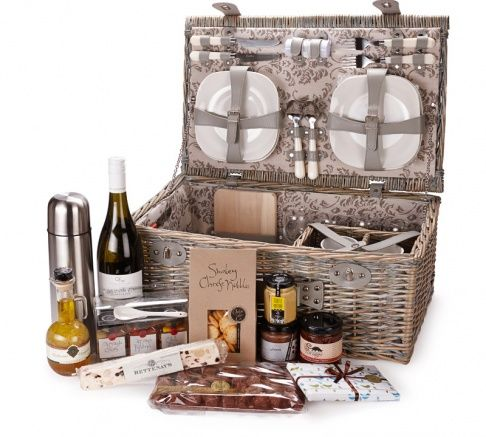 36 best gifts for wine lovers images on pinterest fathers day gourmet traveller picnic basket negle Gallery