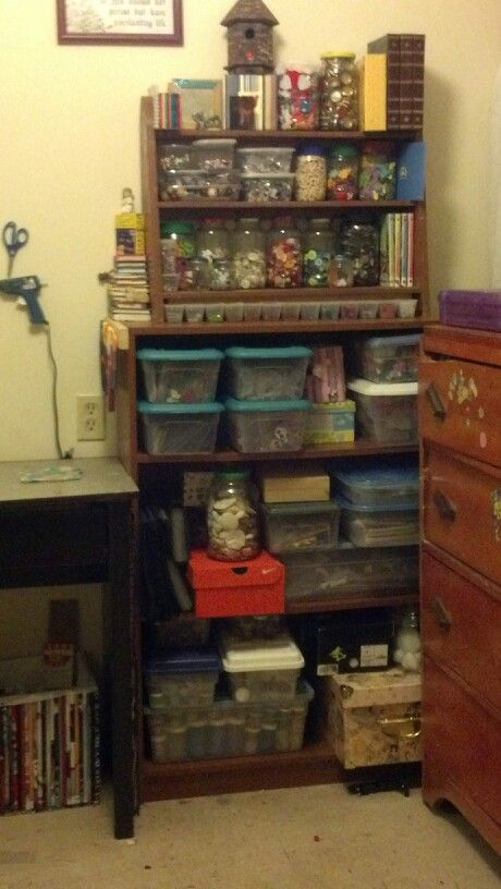 My small but cheep craft room