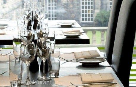 Ondine Restaurant    http://www.chowzter.com/destination-dining/europe/Edinburgh/review/Ondine-Restaurant/1222_6038