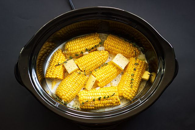 Corn is such a great vegetable for hypertension , here are a couple of corn recipes made in a slow cooker that are so easy and tasty.