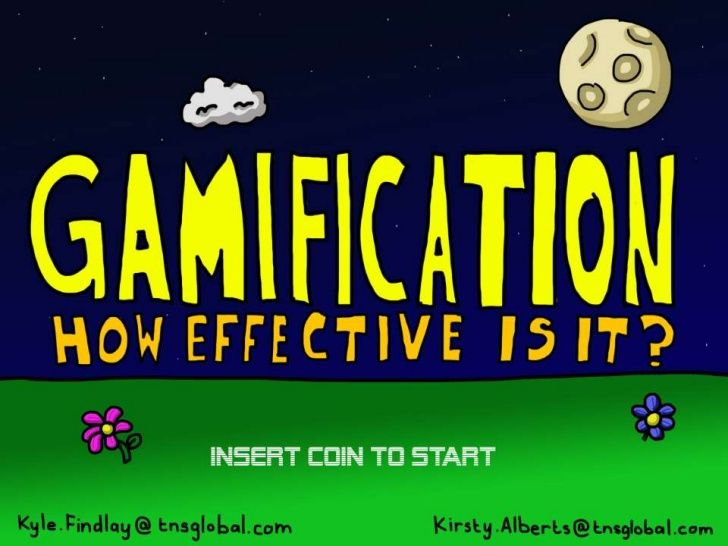 Gamification: How Effective Is It?