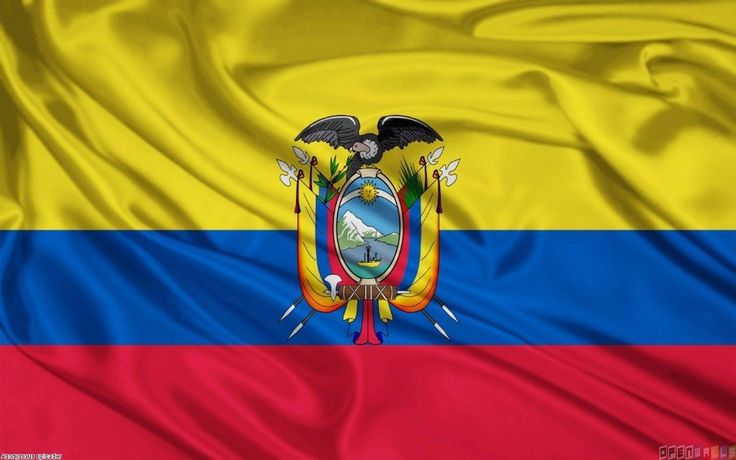 Soccer Nation Flag ECUADOR (3ft x 5ft, 150x90cm)