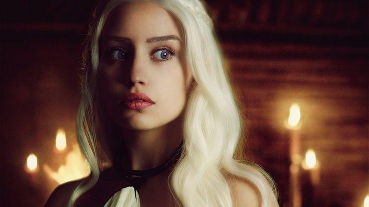 Daenerys Targaryen cosplay by AnnaStoya (Game of Thrones)