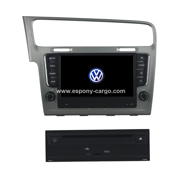 "8"" Android Car Head Unit GPS Stereo Radio Navigation for Volkswagen VW Golf 7"