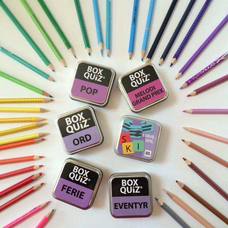 Purple Box Quiz