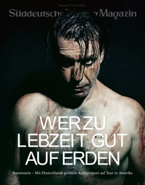 Mmm...Til Lindemann...