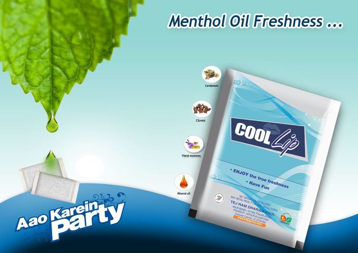 Discover a New Menthol Air Freshness of ‪#‎coollip‬...  #coollipmouthfreshner