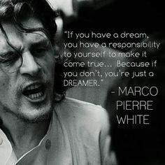 marco pierre white quotes masterchef - Sök på Google