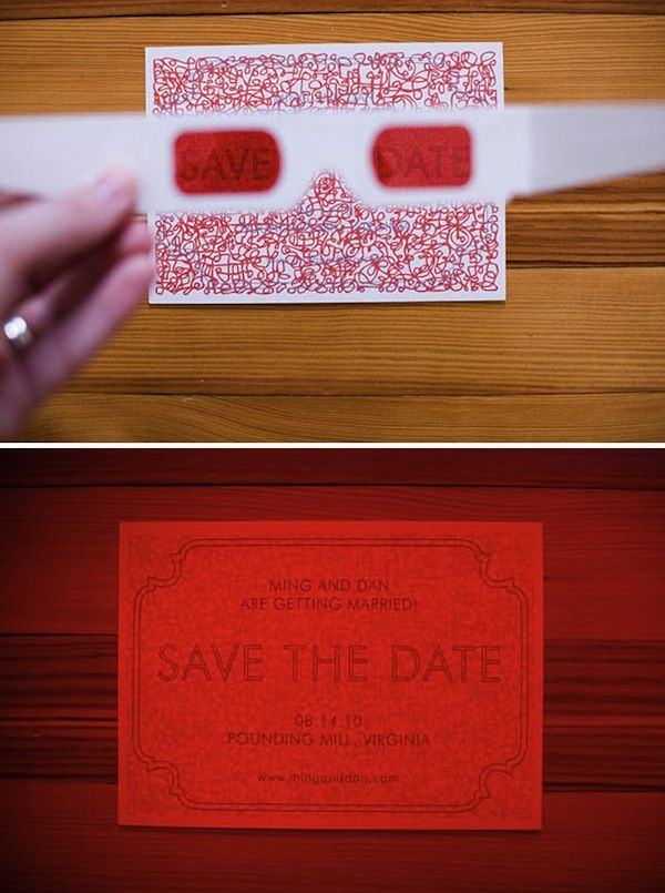 Wonderfully Creative Invitations That You Simply Cannot Turn Down