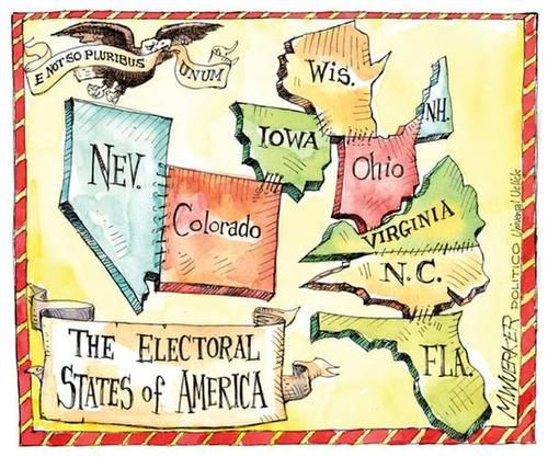 analysis of the idea behind the electoral college in america Why is the electoral college so complicated update cancel answer wiki 8 answers covering a bit of analysis, perspective why does the popular vote matter in america if the electoral college has the final say.