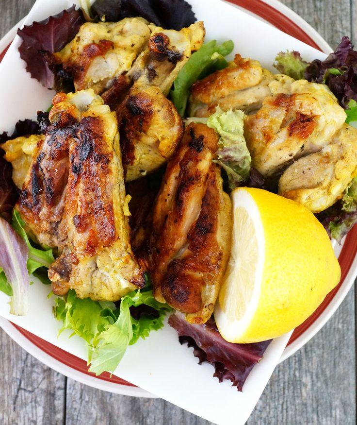 Crispy Lebanese Chicken {Paleo/AIP/Whole30}
