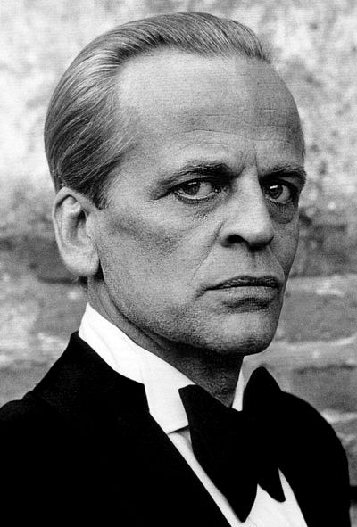 Klaus Kinski, after