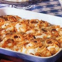 Pork Chop Casserole - Diabetic Friendly Recipe