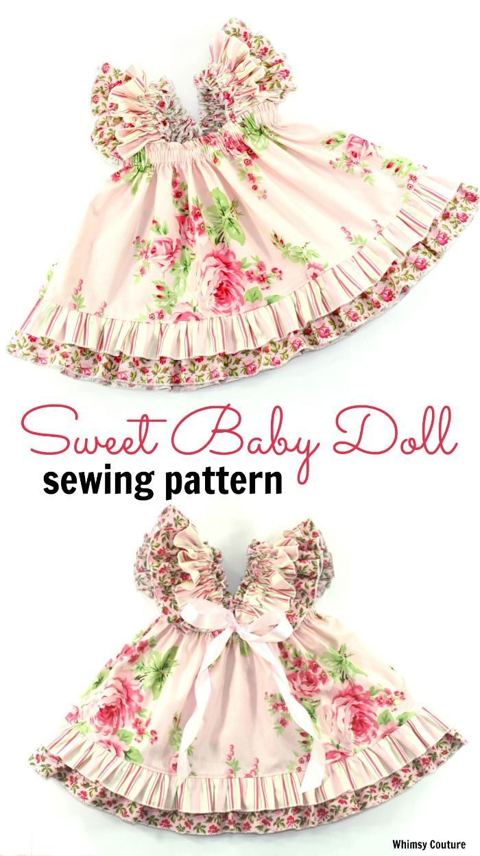 Best Other Dolls Clothing Patterns