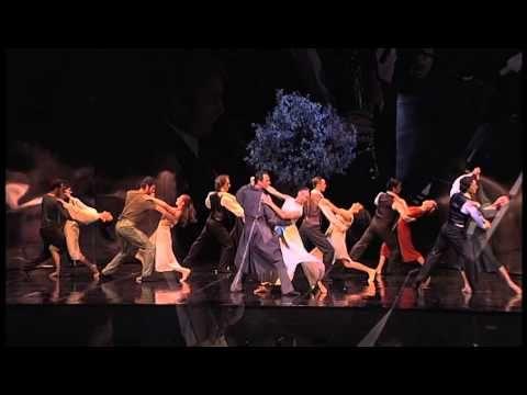 Μπαλέτο ΕΛΣ / Ταξίδι στην αιωνιότητα - απόσπασμα / Ρενάτο Τζανέλλα - Ελένη Καραΐνδρου - YouTube