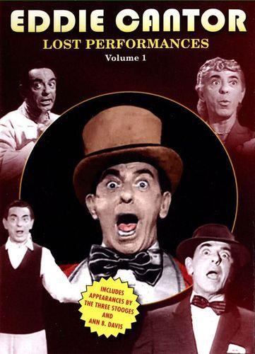 Eddie Cantor: The Lost Performances, Vol.1 [DVD] [2007]