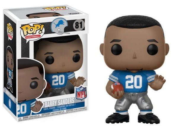 POP NFL: Barry Sanders (Lions Home)